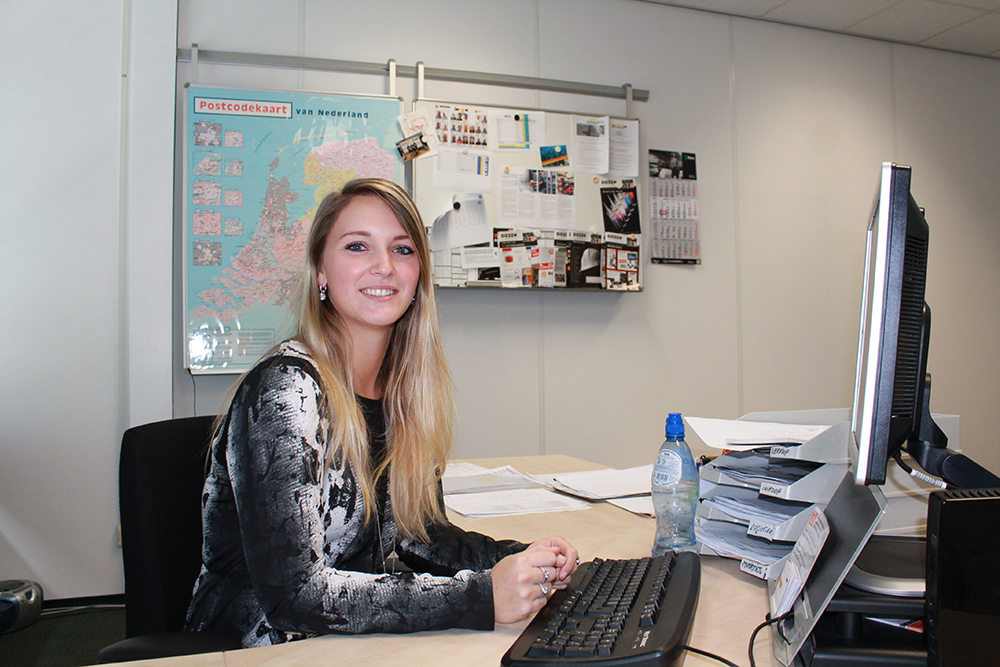 Anne hulst, managementassistente